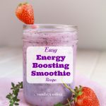 Energy Boosting Smoothie