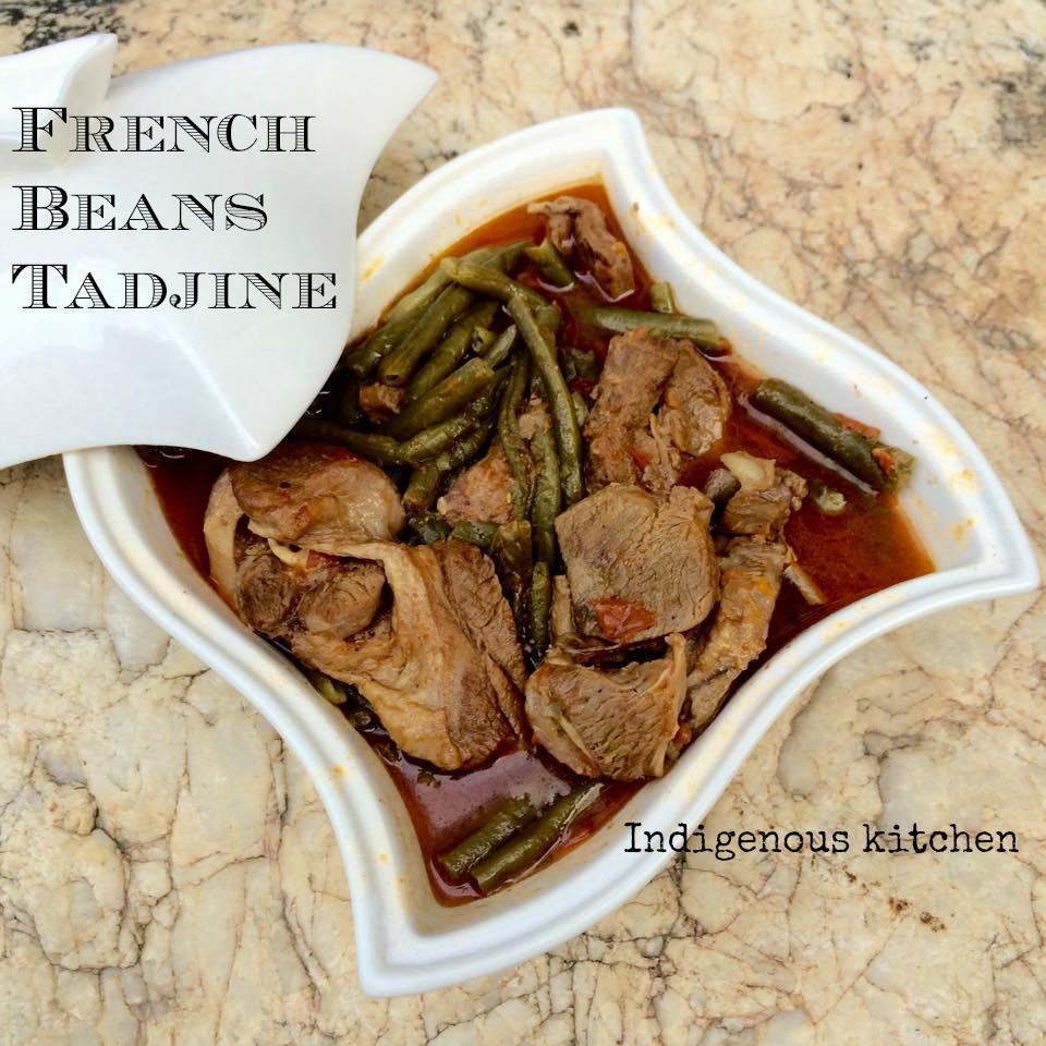 French Beans Tadjine