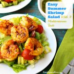 Easy Summer Shrimp Salad