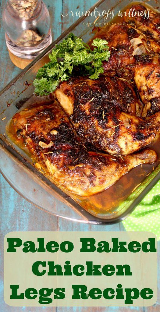 Paleo Chicken Legs Tajine Recipe