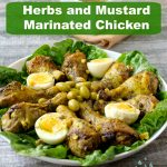 Easy Mediterranean Roasted Chicken Drumsticks