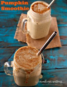 Protein Pumpkin Smoothie Recipe