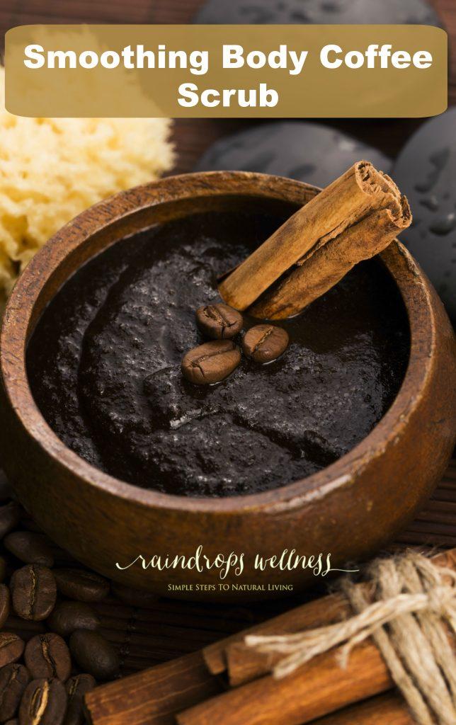 Smoothing Body Coffee Scrub
