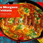 Paleo Merguez Frittata Recipe