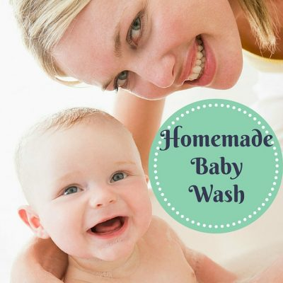 Homemade Baby Shampoo ( wash ) recipe