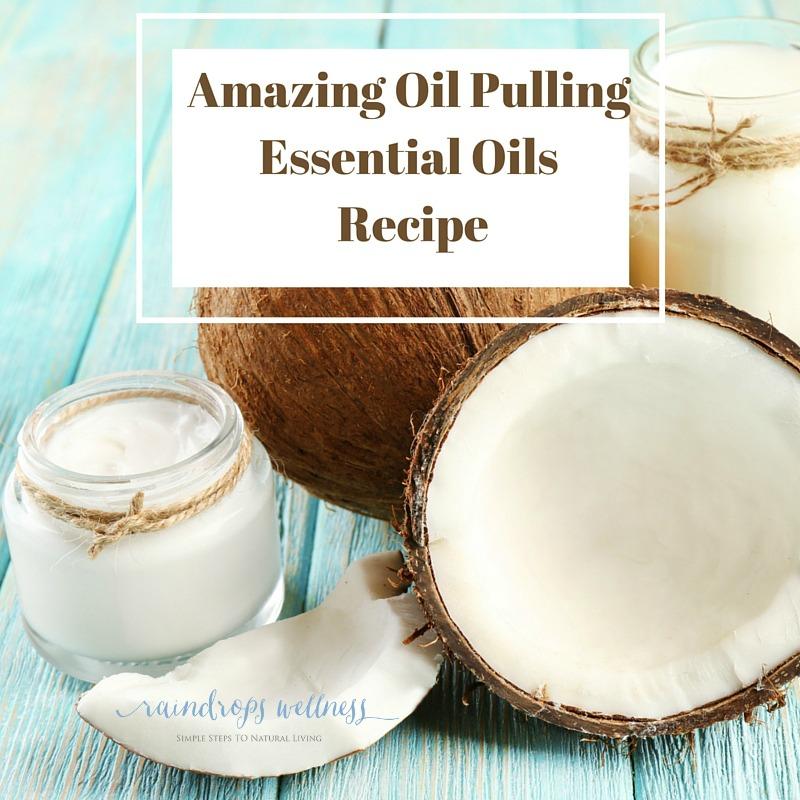 il Pulling Essential Oils Recipe