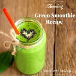 Slimming Green Smoothie Recipe