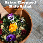 Asian Chopped Kale Salad